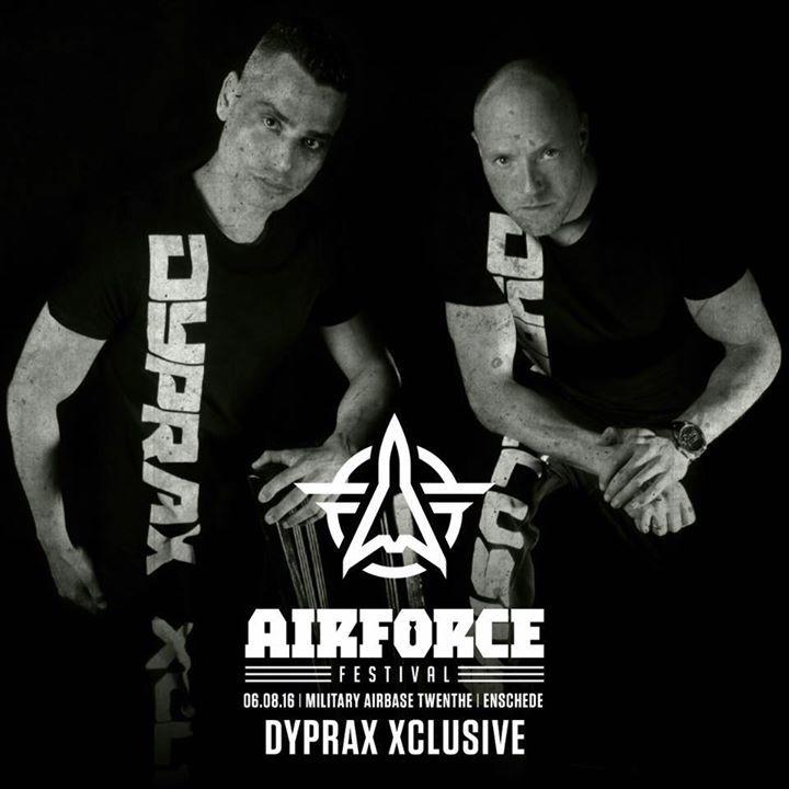 Dyprax Tour Dates
