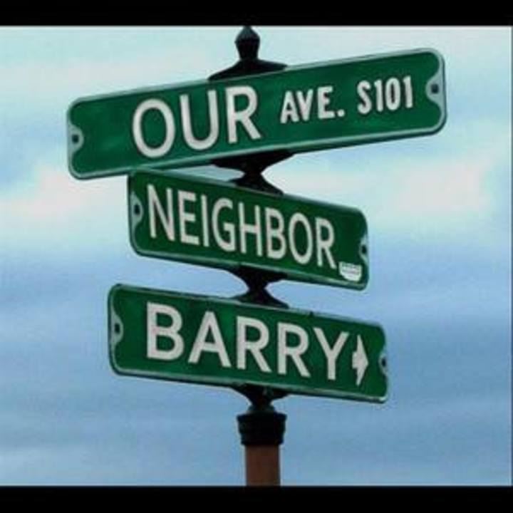 Our Neighbor Barry Tour Dates
