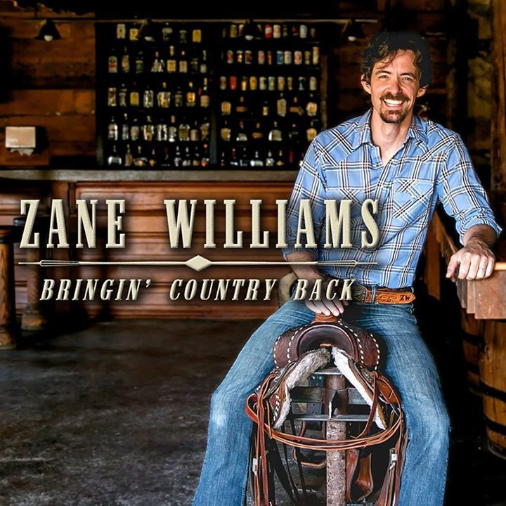Zane Williams Tour Dates
