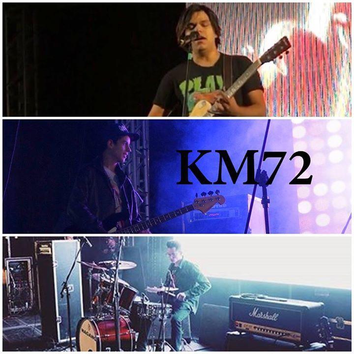 KM 72 Tour Dates