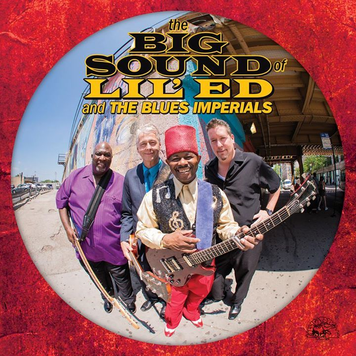 Lil' Ed & The Blues Imperials Tour Dates