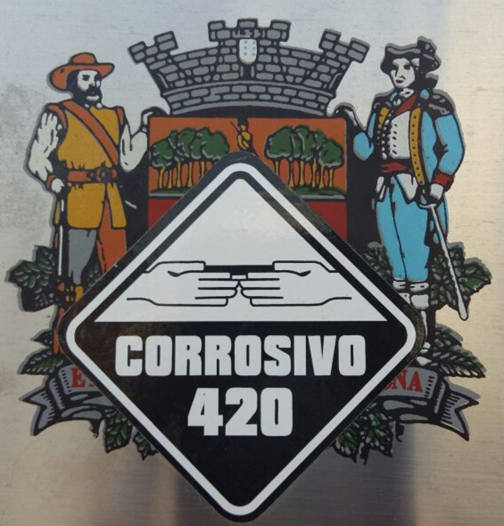 Corrosivo 420 Tour Dates