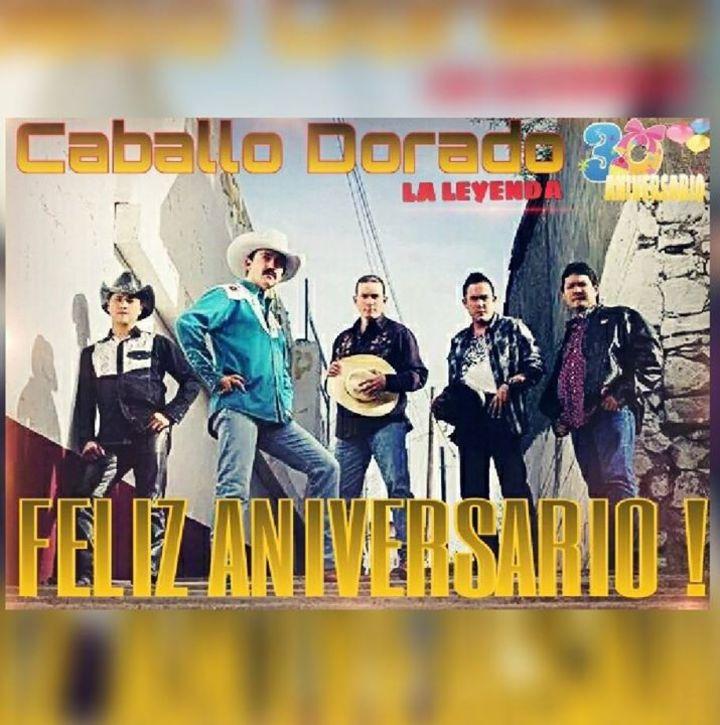 Caballo Dorado Tour Dates