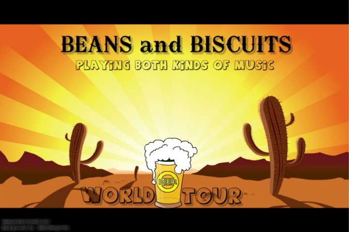 Beans and Biscuits Tour Dates