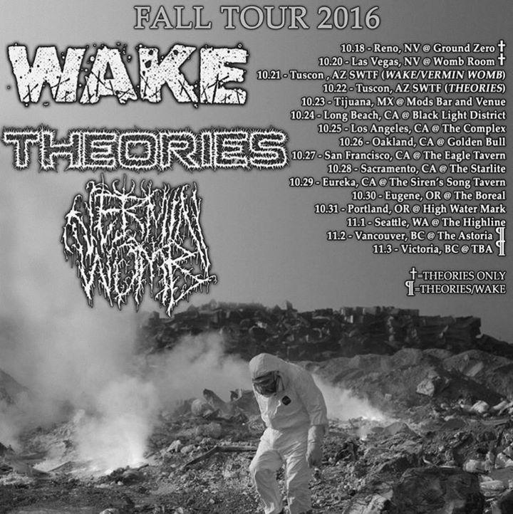 Theories Tour Dates