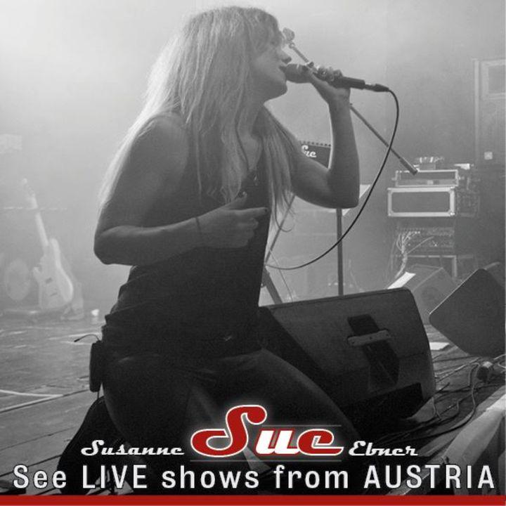 Susanne - Sue - Ebner Tour Dates