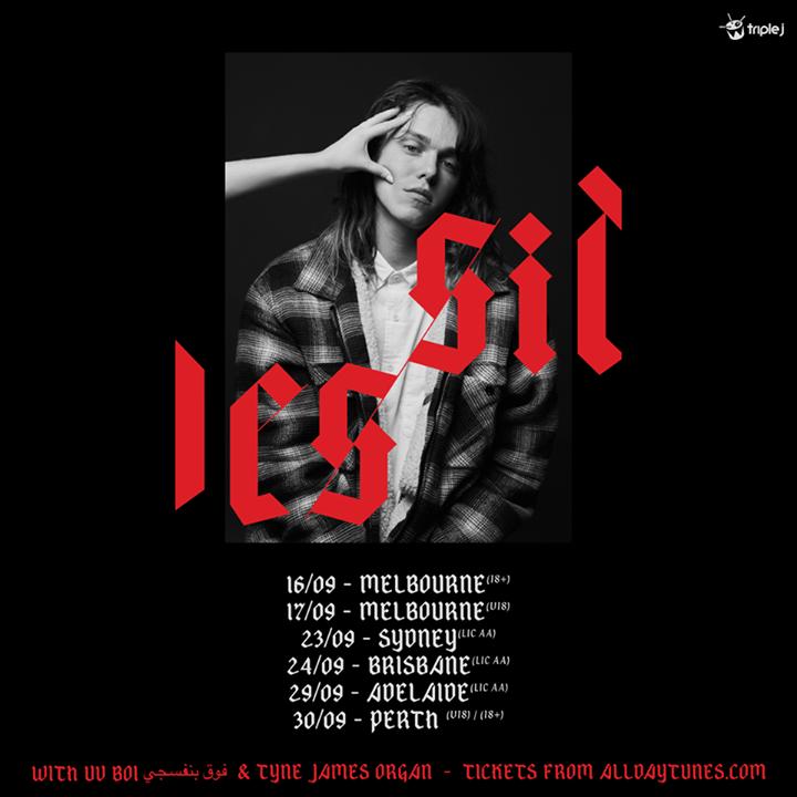 Allday Tour Dates