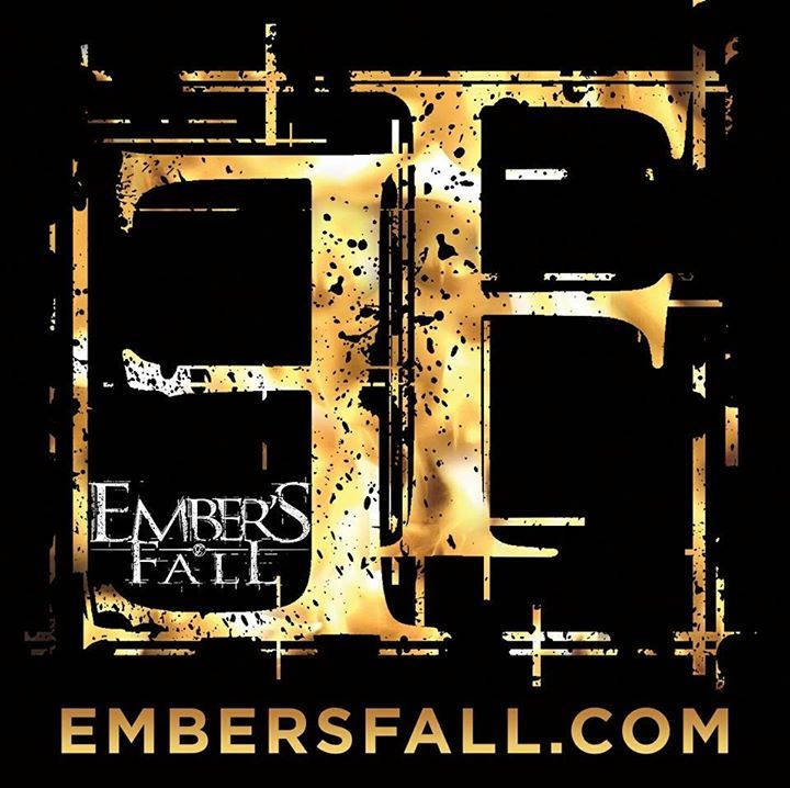 Ember's Fall Tour Dates