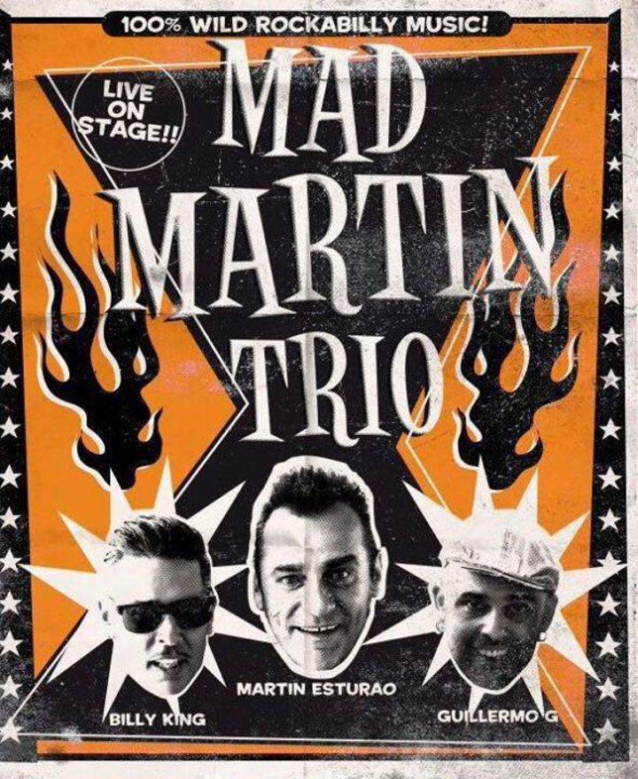 MadMartin trio Tour Dates