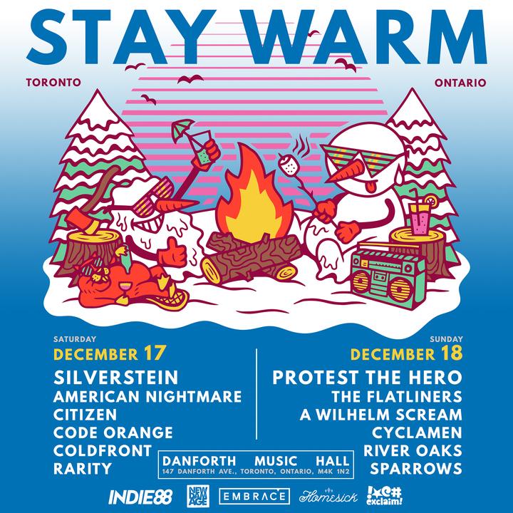 Silverstein @ Danforth Music Hall - Toronto, Canada