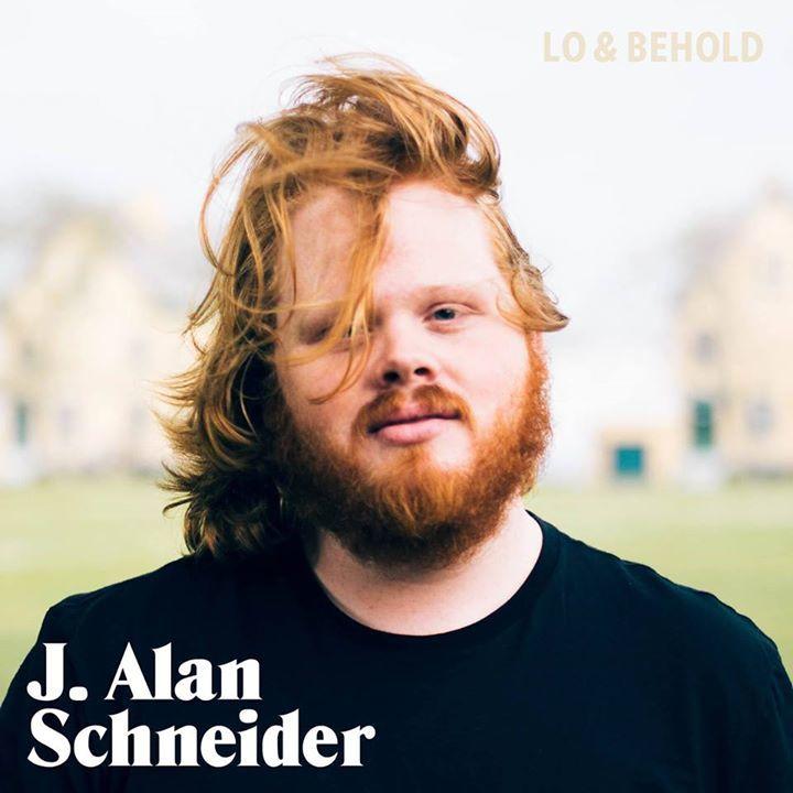 J. Alan Schneider Tour Dates