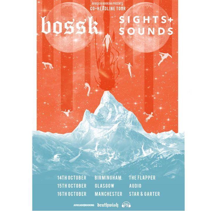Bossk Tour Dates