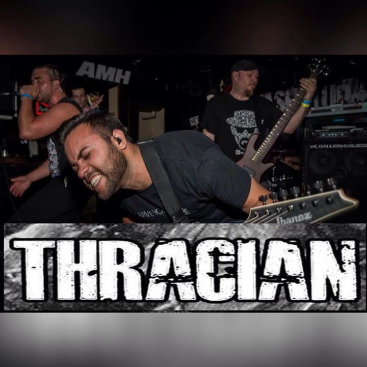 Thracian Tour Dates