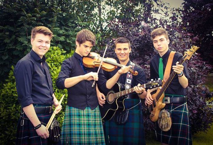 Footerin' Aboot Ceilidh Band Tour Dates