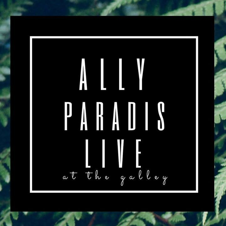 Ally Paradis Official Tour Dates