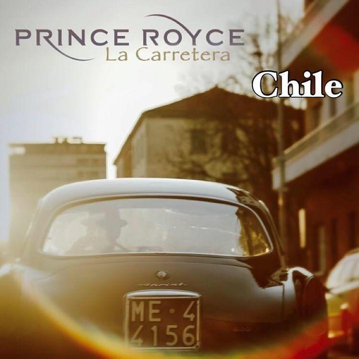 Prince Royce Chile Tour Dates