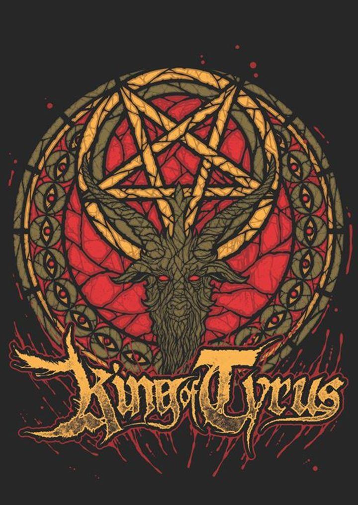 King of Tyrus Tour Dates