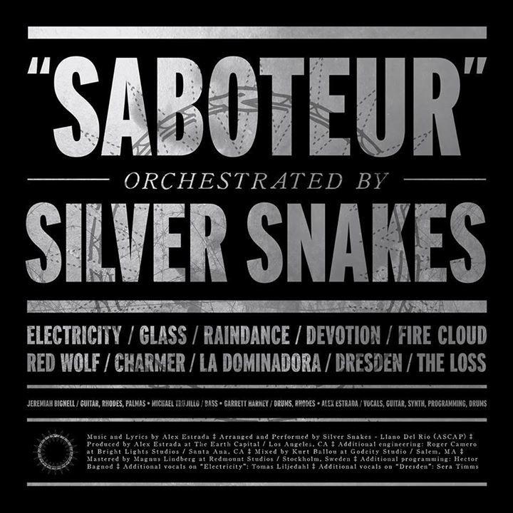 Silver Snakes Tour Dates