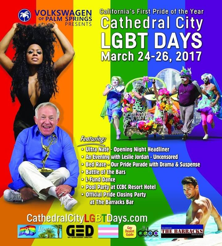 Ultra Naté @ Cathedral City LGBT Days - Cathedral City, CA