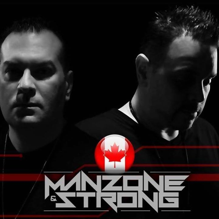 Manzone & Strong @ The Guvernment - Toronto, Canada