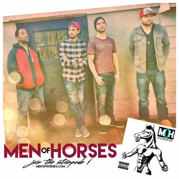 Men of Horses Tour Dates