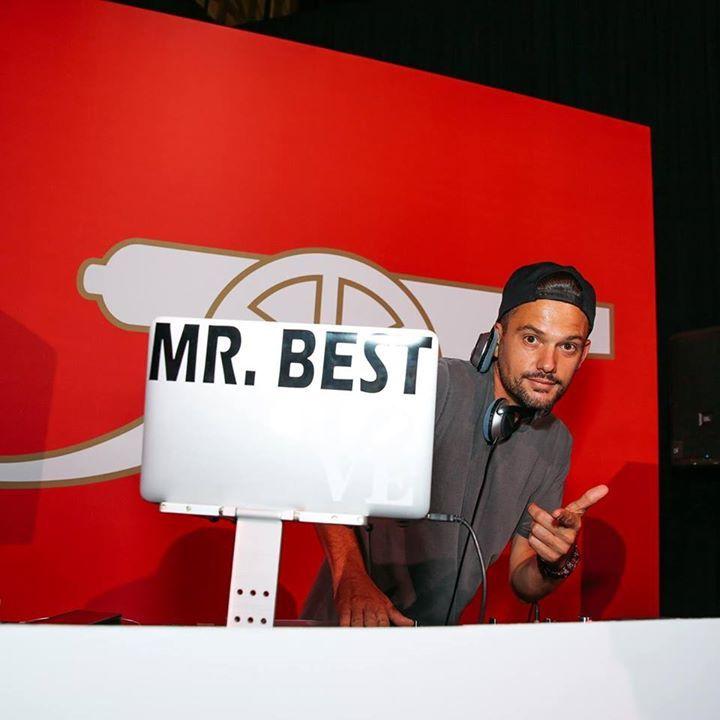 DJ MR. BEST Tour Dates