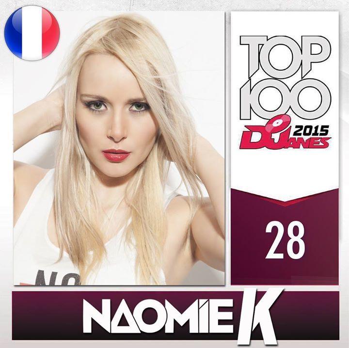 Naomie K Tour Dates
