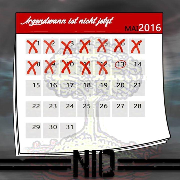 Nio Tour Dates