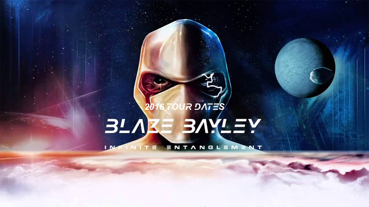 Blaze Bayley @ Diamond Rock Club - Ballymena, United Kingdom