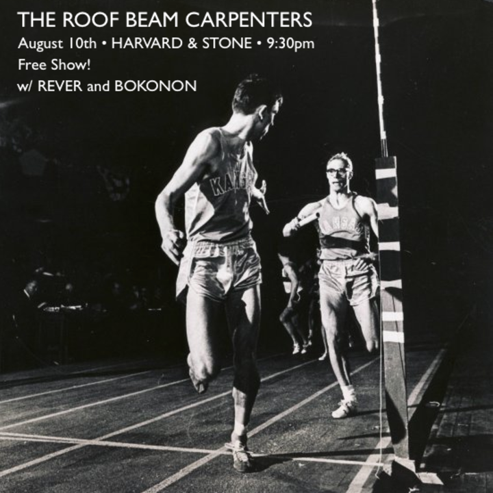 The Roof Beam Carpenters Tour Dates