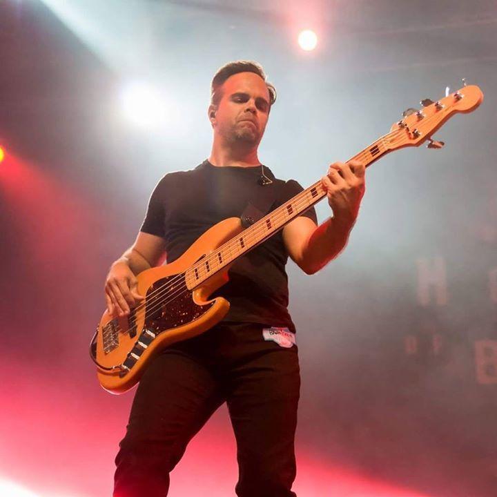 Joey Antrim, Bass Player Tour Dates