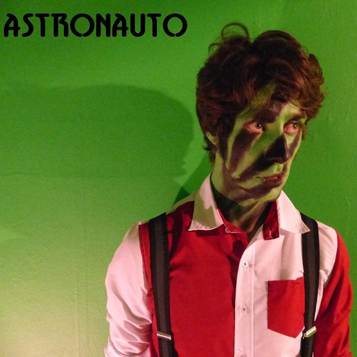 Astronauto @ Teavolve Cafe & Lounge - Baltimore, MD