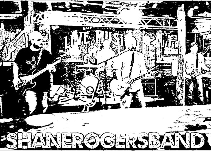 The Shane Rogers Band @ Skooners  - Lubbock, TX