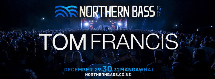 Tom Francis @ Northern Bass - Mangawhai, New Zealand