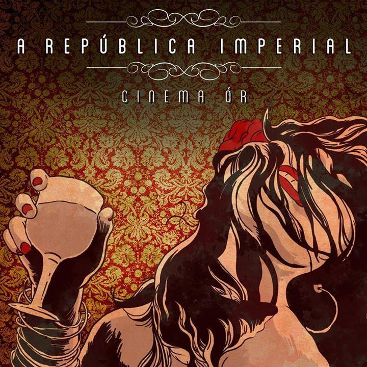 A República Imperial Tour Dates
