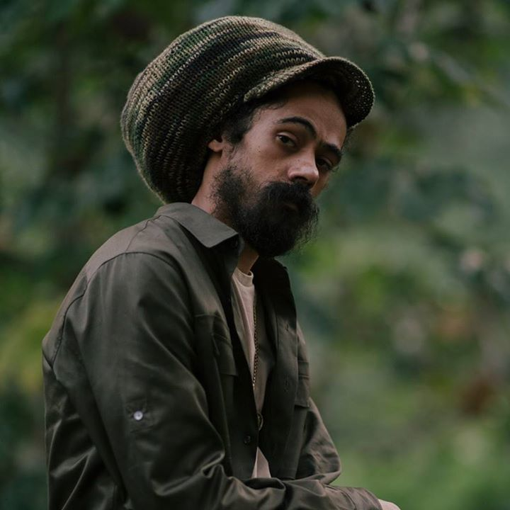 Damian Marley @ The Emerald Cup - Santa Rosa, CA