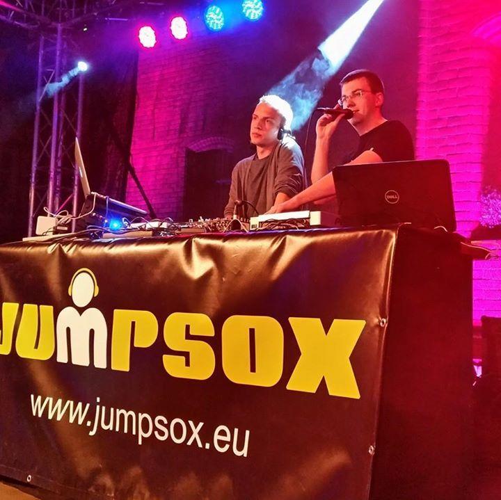 Jumpsox DJ-Team Tour Dates