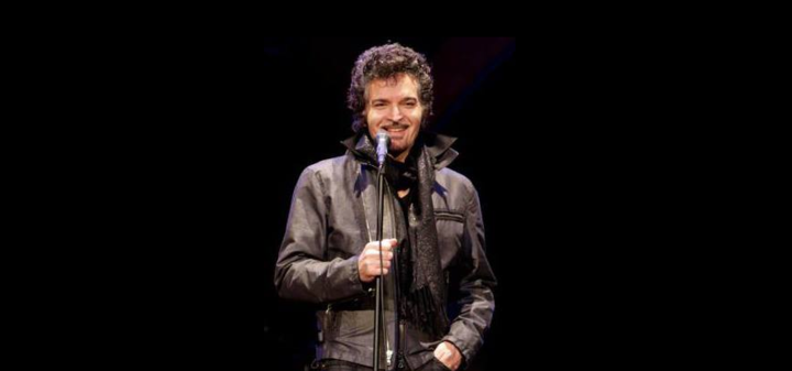 Gino Vannelli @ The Rose Theatre - Pasadena, CA