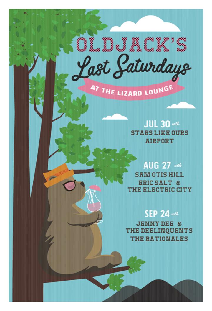 OldJack Tour Dates
