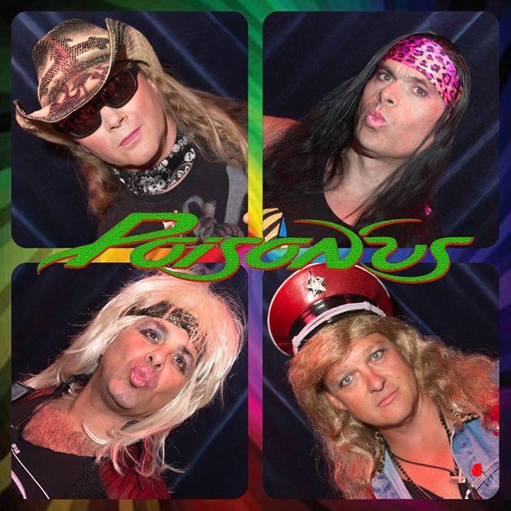 Poison'us Tour Dates