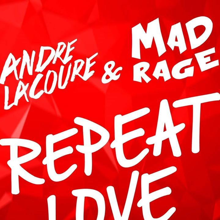 Andre Lacoure Tour Dates