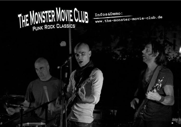 The Monster Movie Club Tour Dates