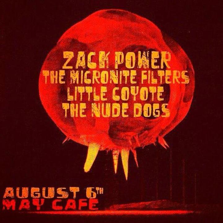 Zack Power Tour Dates