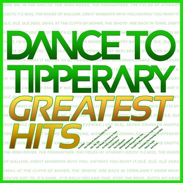 Dance To Tipperary (Official Group) Tour Dates