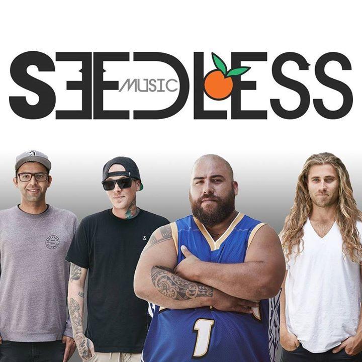 seedless Tour Dates
