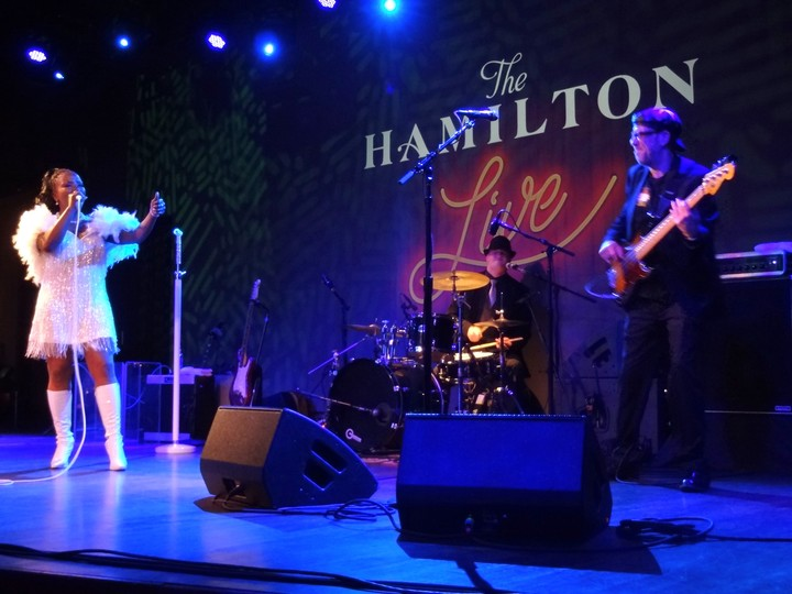 Vintage#18 @ The Hamilton Loft Late Night Music - Washington, DC
