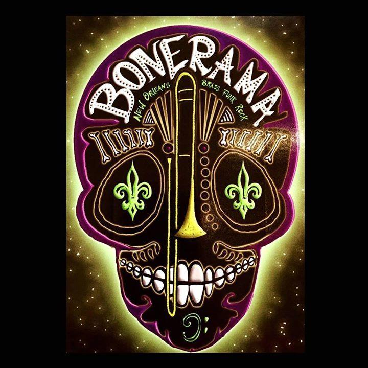 Bonerama Tour Dates