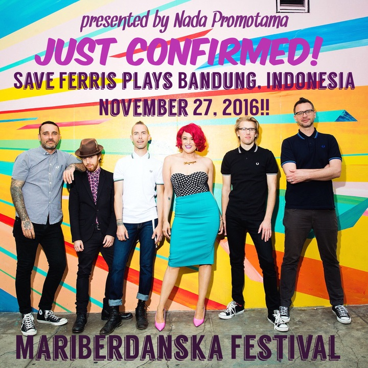 Save Ferris @ Monumen Perjuangan  - Bandung, Indonesia
