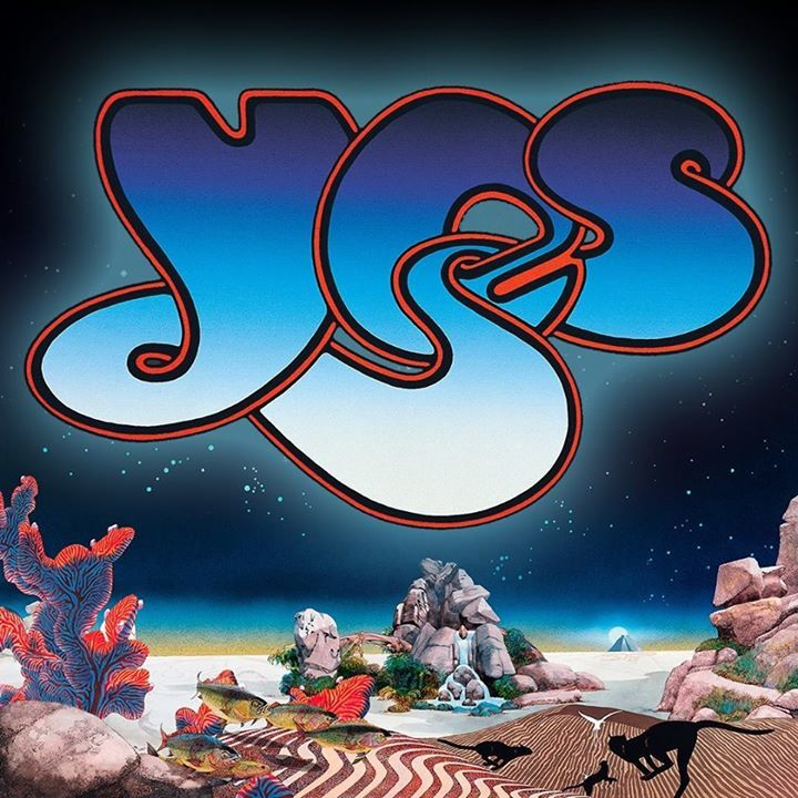 Yes (official) Tour Dates