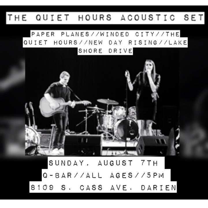The Quiet Hours Tour Dates